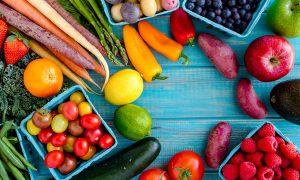 fruits et légumes 1