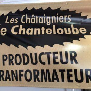 Les Châtaigniers de Chanteloube